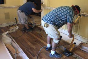 Hardwood Floor Installation Overton Flooring TN